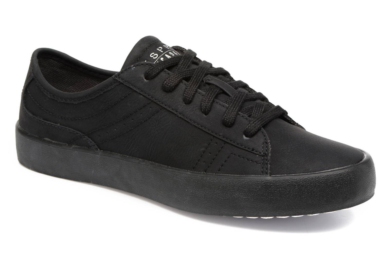 Esprit - Mandy Lace Up by  - Tennarit Naisille  / Musta