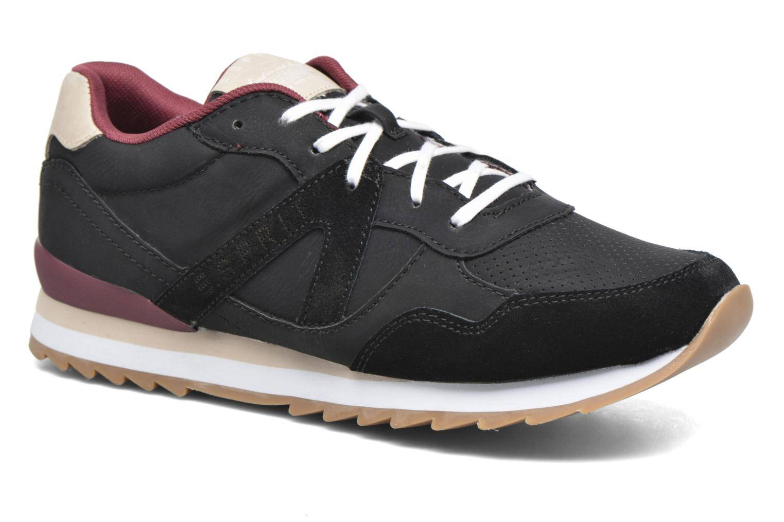 Esprit - Astro Lace Up by  - Tennarit Naisille  / Musta