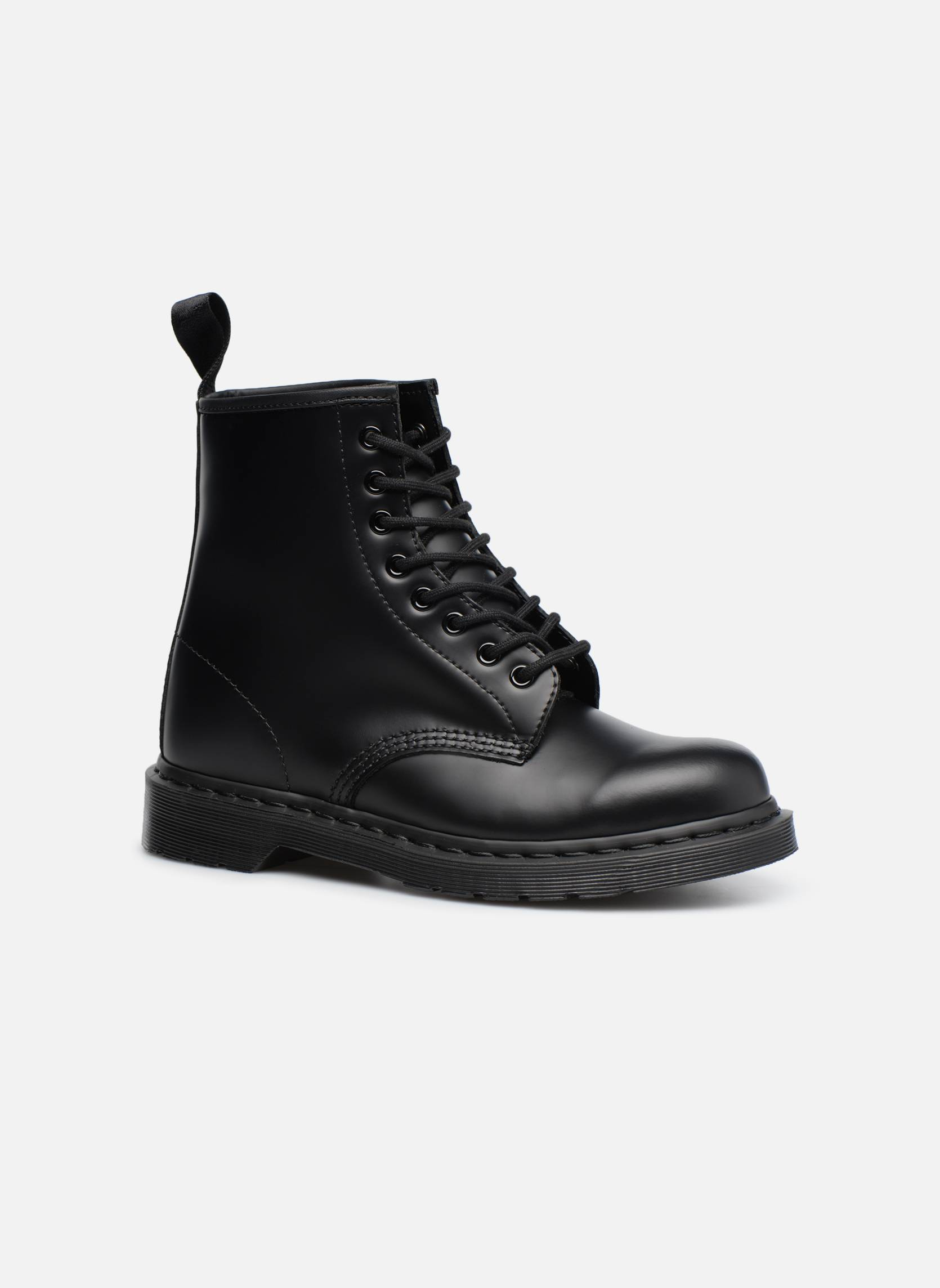 Dr. Martens - 1460 MONO by  - Nilkkurit Naisille  / Musta