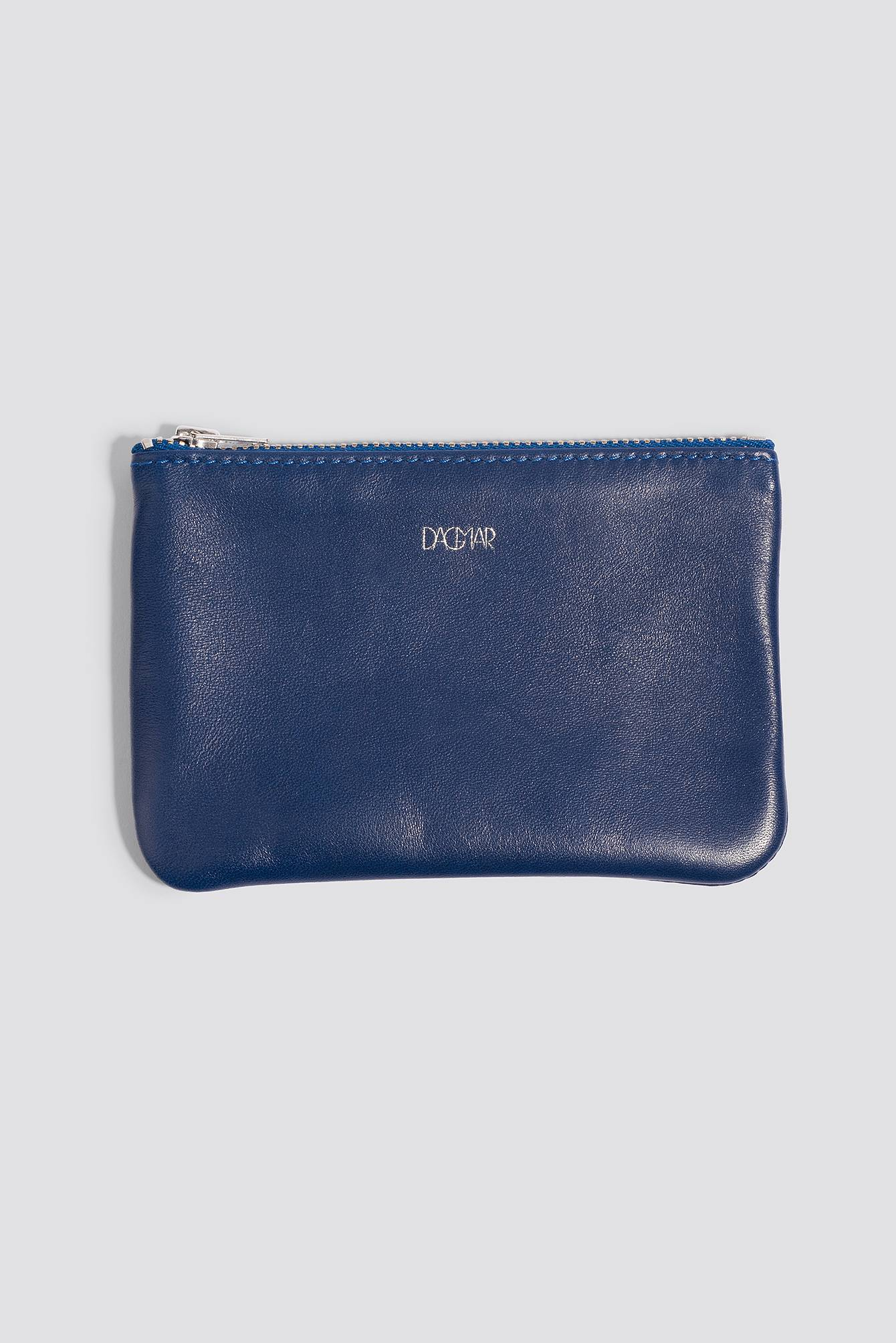 Dagmar Small Zip Purse - Blue