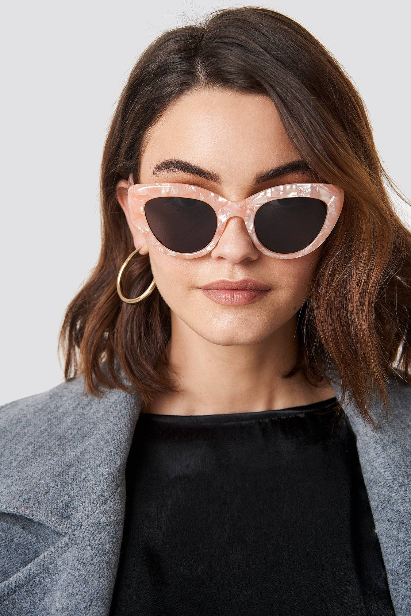 XLE the Label Angie Cat Eye - Pink