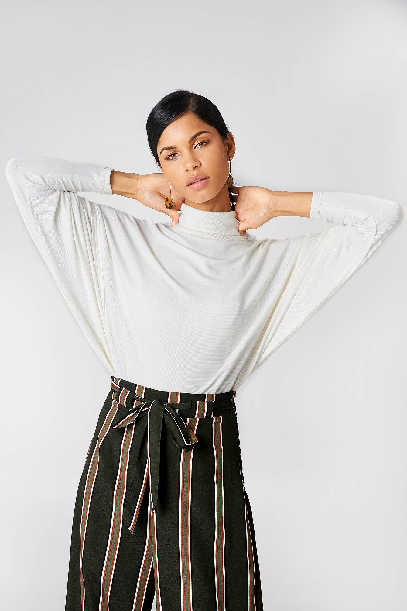 Free People Alameda Pullover - White