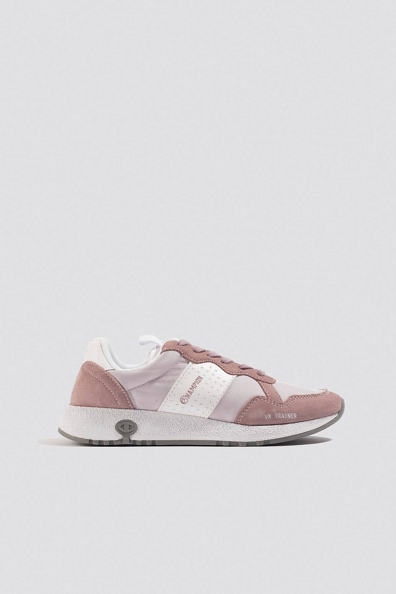 Champion VX Trainer Low Cut Sneaker - Pink