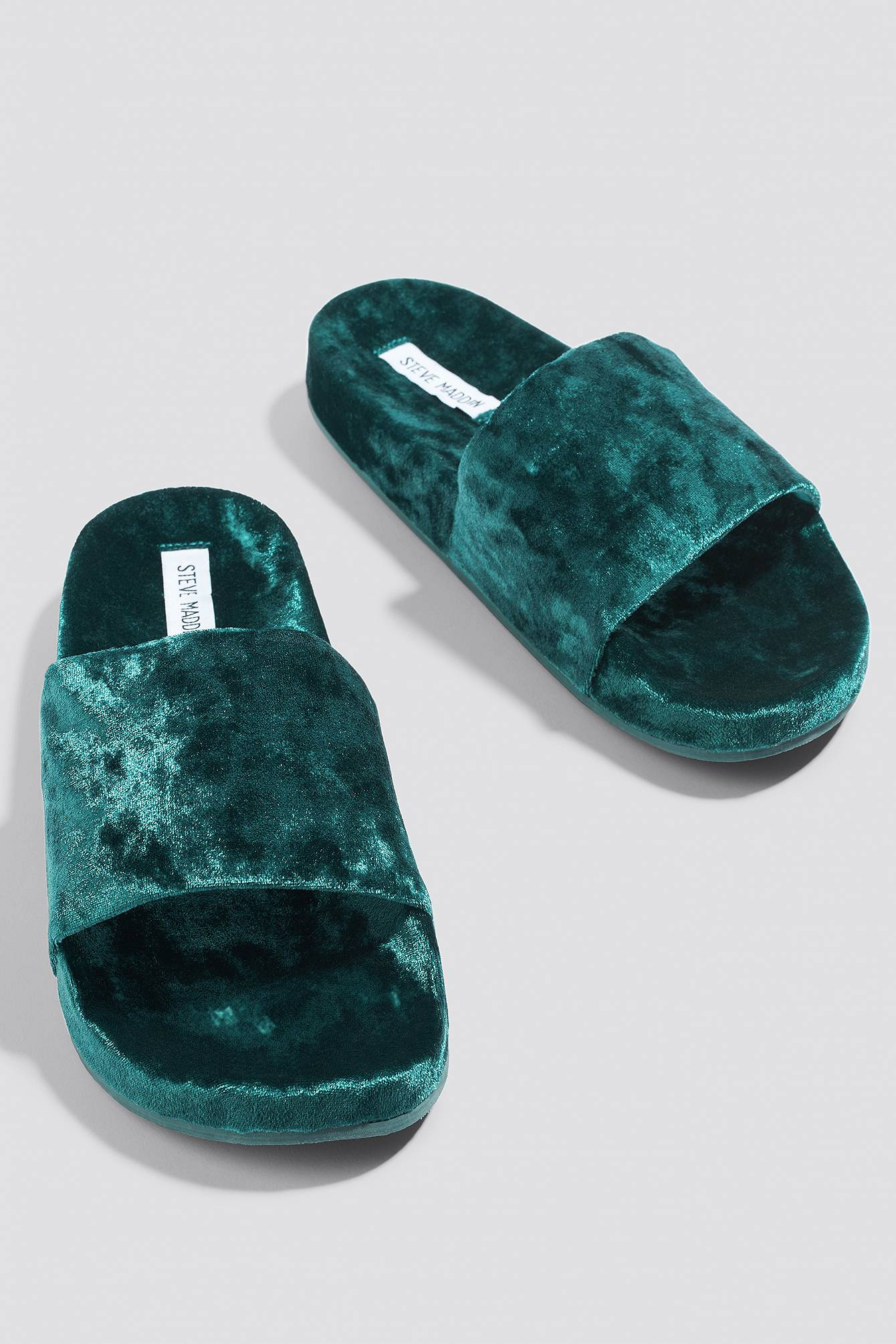 Steve Madden Slush Slide - Green