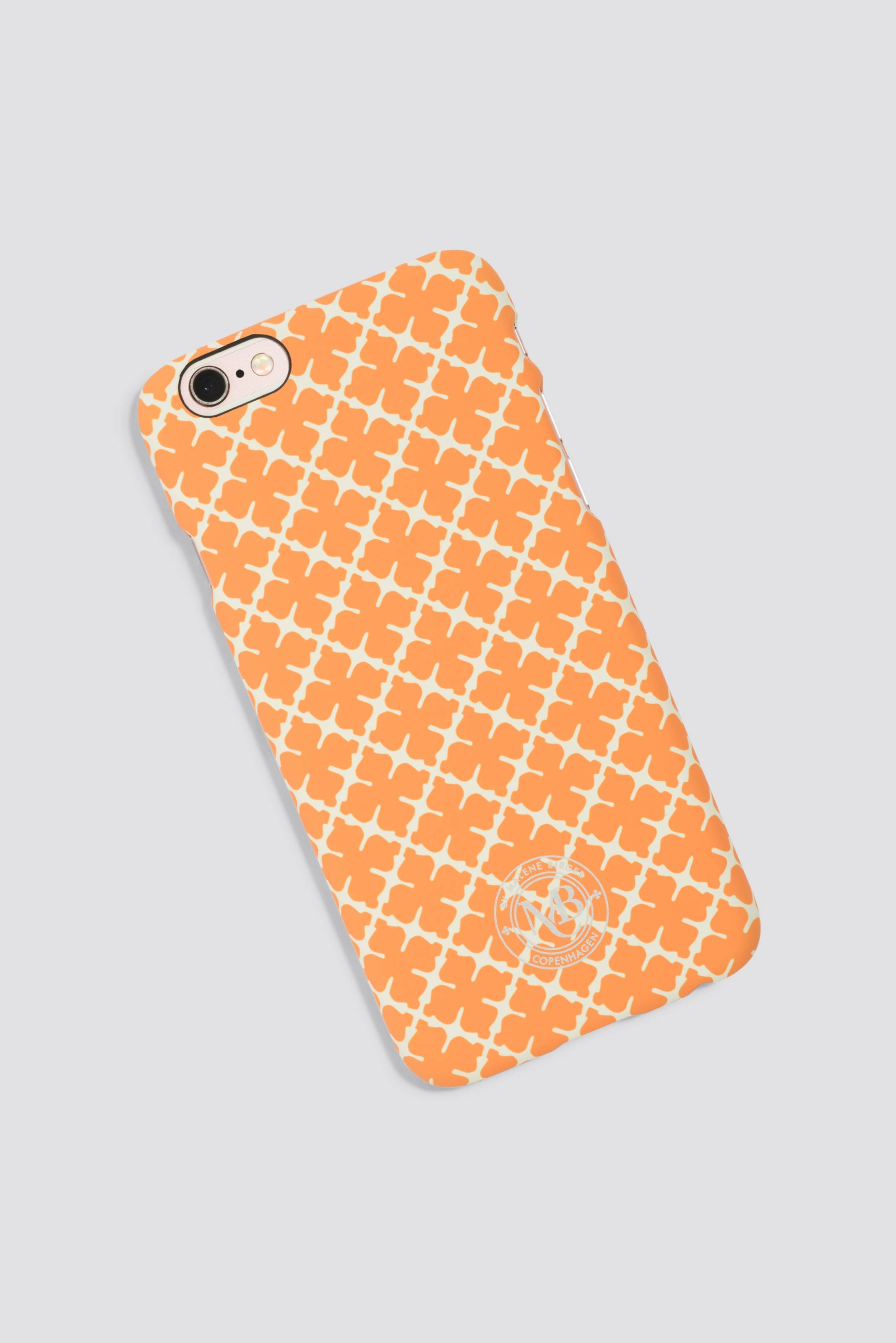 By Malene Birger Pamsy iPhone 6 Case - Orange,Multicolor