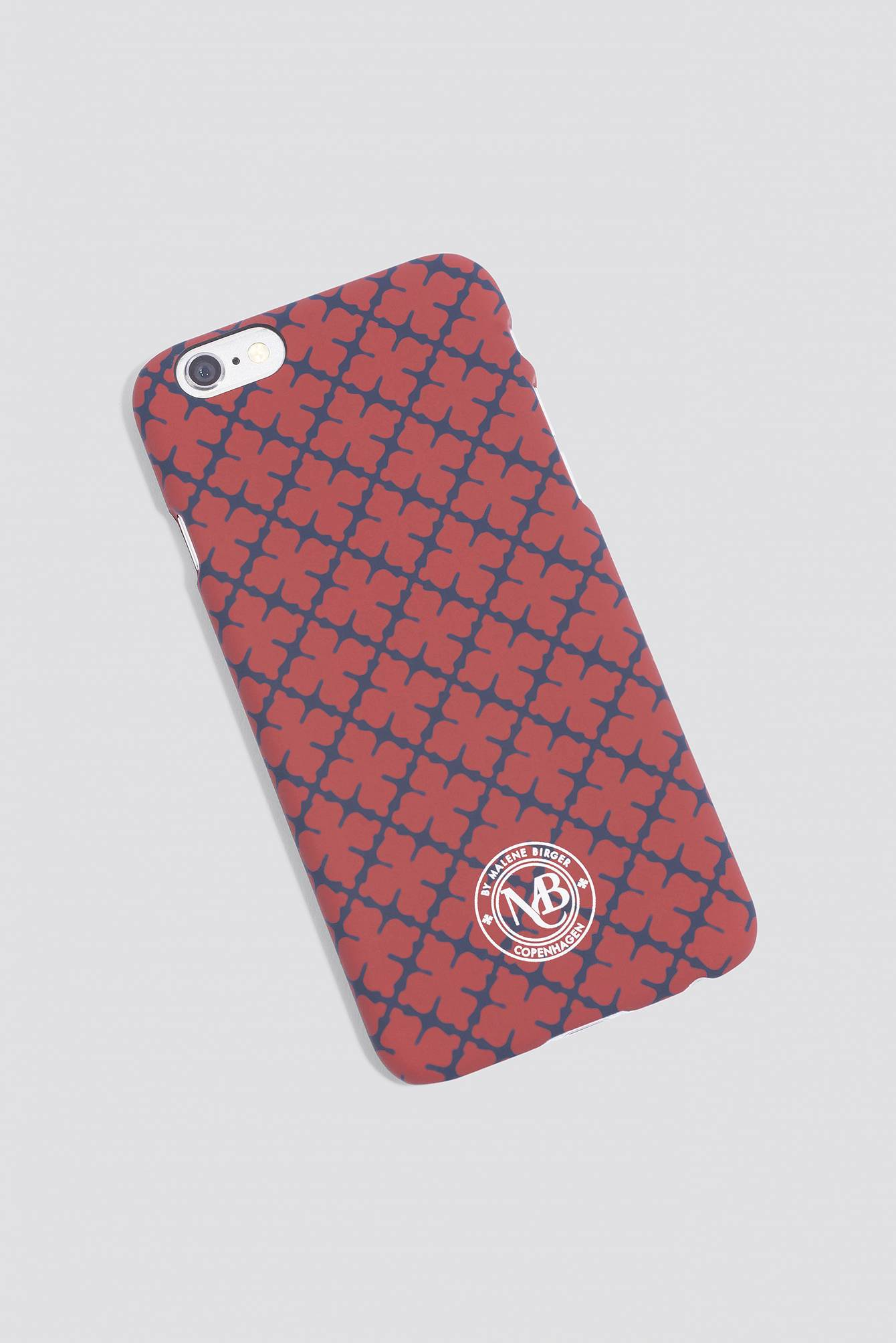 By Malene Birger Pamsy iPhone 6 Case - Red