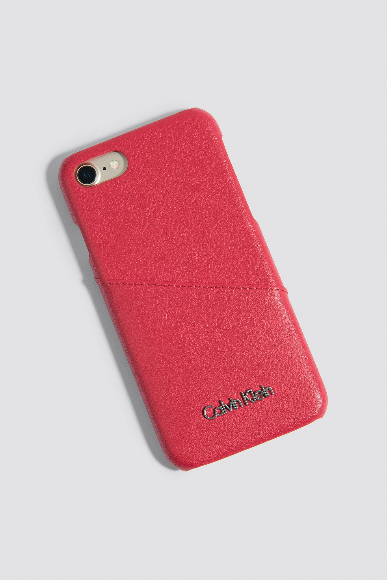 Calvin Klein Frame iPhone 7/8 Cover - Red