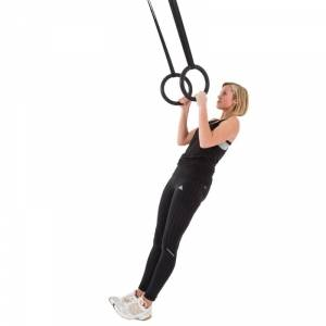 inSPORTline Gymnastic Rings With Straps, inSPORTline