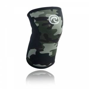 Rehband Kn�skydd RX Line, camo, large