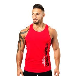 Better Bodies Performance T-back, bright red, xlarge