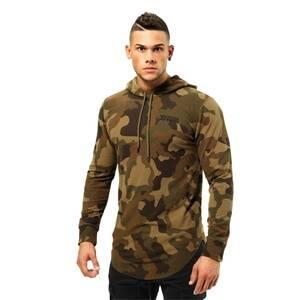 Better Bodies Stanton Thermal Hood, military camo, Better Bodies