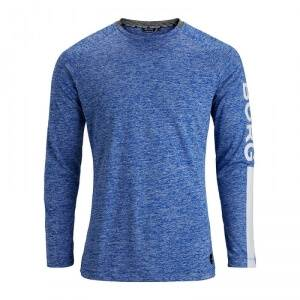 Björn Borg Aaron Long Sleeve Tee, surf the web, medium