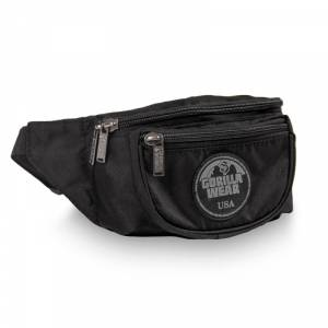 Gorilla Wear Stanley Fanny Pack, black, Gorilla Wear