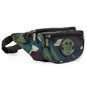Gorilla Wear Stanley Fanny Pack, green camo, Gorilla Wear