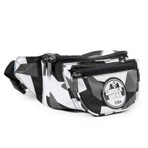 Gorilla Wear Stanley Fanny Pack, grey/white camo, Gorilla Wear