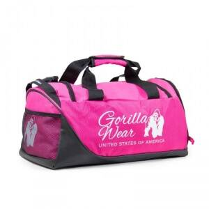 Gorilla Wear Women Santa Rosa Gym Bag, pink/black, Gorilla Wear