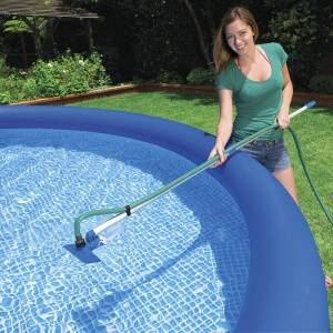 Intex Poolv�rdsset