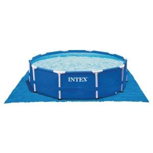 Intex Poolunderlag/ markduk, Intex