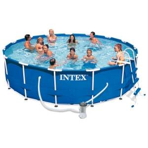 Intex R�rpool, 457 x 107 cm, Intex