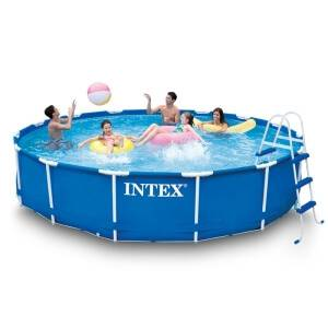 Intex R�rpool, 457 x 84 cm, Intex