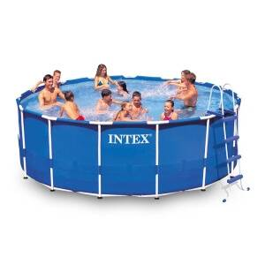 Intex R�rpool, 457 x 122, Intex