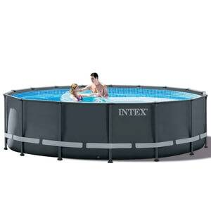 Intex R�rpool Ultra, 488 x 122, Intex