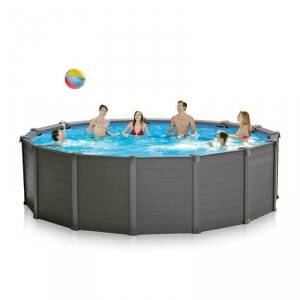 Intex Panelpool, 478 x 124, Intex