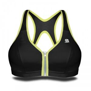 Shock Absorber Zipped Bra, Shock Absorber, 75D