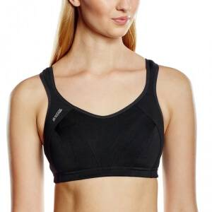 Shock Absorber Active Multi Sports Support Bra, black, 80 C