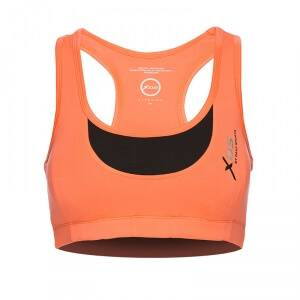 Daily Sports Pump It Up Bra, papaya, Daily Sports