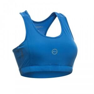 Daily Sports Base Bra, alaska blue, medium