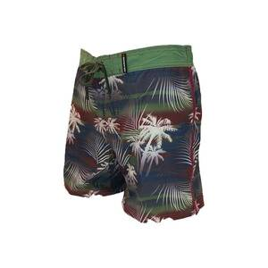 Aqua Rapid Badshorts Kaipo, green scuro, small