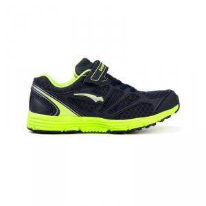 Bagheera Rapid, navy/lime, 29