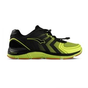 Bagheera Magic, black/lime, 34