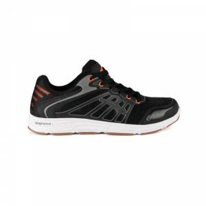 Bagheera Rush, black/orange, 45