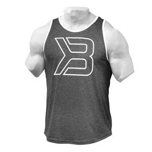 Better Bodies Jersey Tank, antracite melange, small