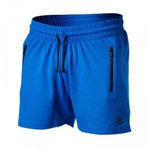 Better Bodies BB Mesh Shorts, strong blue, large