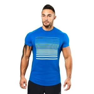 Better Bodies Brooklyn Tee, strong blue, large