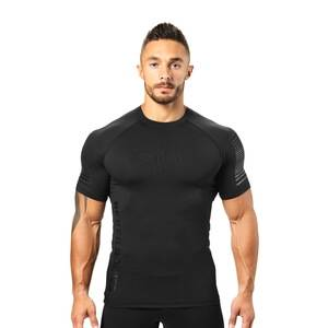 Better Bodies Performance PWR Tee, black, xlarge