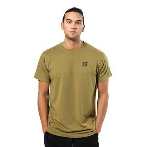 Better Bodies Harlem Oversize Tee, military green, large