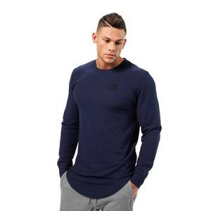 Better Bodies Harlem Thermal L/S, dark navy, small