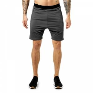 Better Bodies Brooklyn Gym Shorts, iron, large