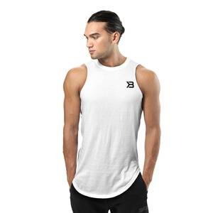 Better Bodies Harlem Tank, white, small