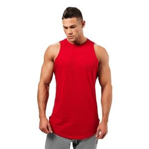 Better Bodies Harlem Tank, bright red, large