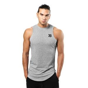 Better Bodies Harlem Tank, grey melange, large