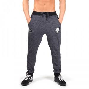 Gorilla Wear Men Jacksonville Joggers, grey, small