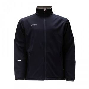 2117 of Sweden Saxn�s Softshell Jacket, marin, large