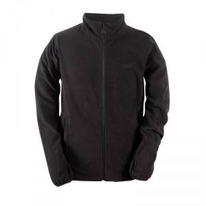 2117 of Sweden Lund Fleece Jacket, black, xlarge