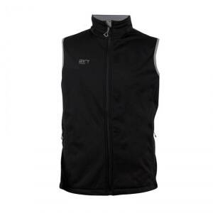 2117 of Sweden Skratten Softshell Vest, black, medium