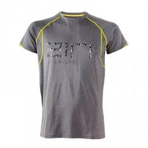 2117 of Sweden Varg�n Running Top, black melange, 2117